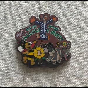 Disney Pin MNSSHP Pooh and Friends LE